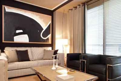 Новая квартира в центре Барселоны
